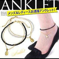 2PIECES (ツーピーシーズ)のアクセサリー/アンクレット