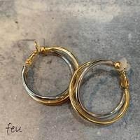 feu(フゥー)のアクセサリー/イヤリング