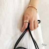 feu(フゥー)のアクセサリー/リング・指輪