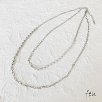 feu(フゥー)のアクセサリー/ネックレス