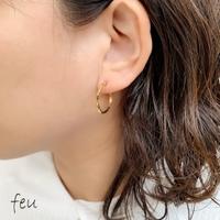 feu(フゥー)のアクセサリー/ピアス