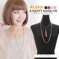 A Happy Marilyn(アハッピーマリリン)のアクセサリー/ネックレス