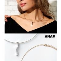 ANAP(アナップ)のアクセサリー/ネックレス