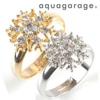 aquagarage(アクアガレージ)のアクセサリー/リング・指輪