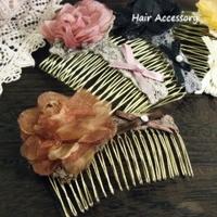 YUKATANゆかたん(ユカタン)のヘアアクセサリー/ヘアクリップ・バレッタ