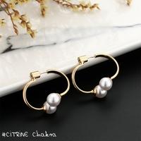 CITRINE Chakra(シトリンチャクラ)のアクセサリー/ピアス