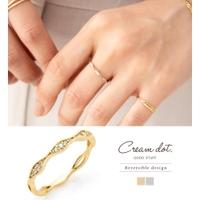 CREAM-DOT(クリームドット)のアクセサリー/リング・指輪