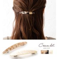 CREAM-DOT(クリームドット)のヘアアクセサリー/ヘアクリップ・バレッタ