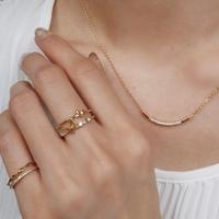 enjoueel (アンジュエール)のアクセサリー/リング・指輪