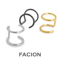 FACION(ファシオン)のアクセサリー/イヤーカフ