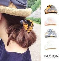 FACION(ファシオン)のヘアアクセサリー/ヘアクリップ・バレッタ