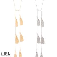 GIRL(ガール)のアクセサリー/ネックレス