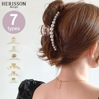 HERISSON design(エリソンデザイン)のヘアアクセサリー/ヘアクリップ・バレッタ
