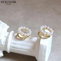 HERISSON design(エリソンデザイン)のアクセサリー/イヤリング