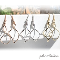 jack-o'-lantern(ジャッコランタン)のアクセサリー/ピアス