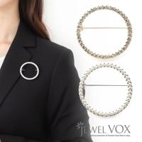 Jewel vox(ジュエルボックス)のアクセサリー/ブローチ・コサージュ