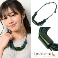 lunolumo(ルーノルーモ)のアクセサリー/ネックレス