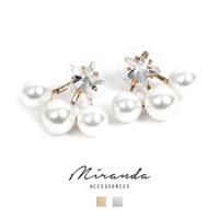Miranda (ミランダ)のアクセサリー/ピアス
