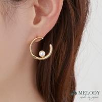 Melody Accessory(メロディーアクセサリー)のアクセサリー/ピアス