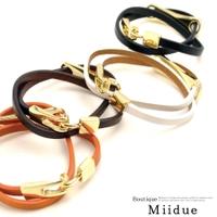 MiiDUE(ミイデューエ)のアクセサリー/ブレスレット・バングル