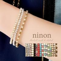 ninon(ニノン)のアクセサリー/ブレスレット・バングル