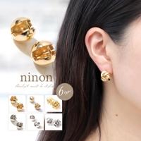ninon(ニノン)のアクセサリー/ピアス