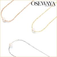 osewaya(オセワヤ)のアクセサリー/アンクレット
