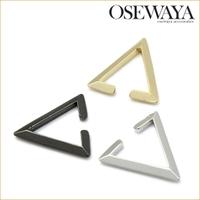 osewaya | 【片耳用】 イヤーカフ ミニ トライアングル メタル イヤリング [お世話や][osewaya] レディースアクセサリー イヤカフ イヤーカフス シンプル