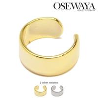 osewaya | 【片耳用】 イヤーカフ シンプル 5mm イヤリング [お世話や][osewaya] レディース アクセサリー イヤカフ イヤーカフス