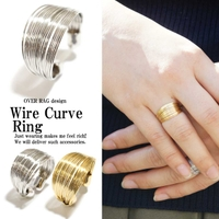 OVER RAG (オーバーラグ)のアクセサリー/リング・指輪