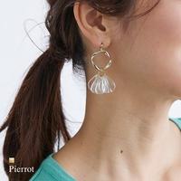 pierrot(ピエロ)のアクセサリー/ピアス