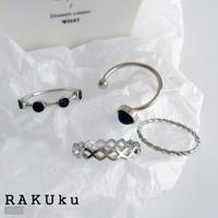 RAKUku(ラクク)のアクセサリー/リング・指輪