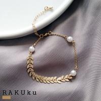 RAKUku(ラクク)のアクセサリー/ブレスレット・バングル
