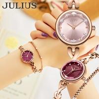 JULIUS  | 腕時計 レディース 防水 レディース腕時計 時計 おしゃれ 人気 ファッション ブレスレット バングル 20代 30代 40代