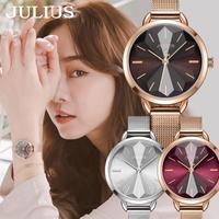 JULIUS  | 腕時計 レディース 防水 レディース腕時計 おしゃれ 人気 ファッション カジュアル 20代 30代 40代