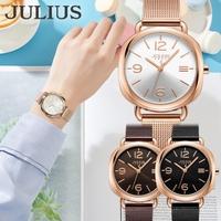 JULIUS    腕時計 レディース 防水 ブランド おしゃれ 人気 ファッション ブレスレット 20代 30代 40代 50代