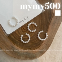 mymy500(マイマイゴヒャク)のアクセサリー/イヤーカフ