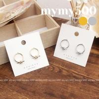 mymy500(マイマイゴヒャク)のアクセサリー/ピアス
