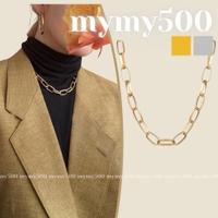 mymy500(マイマイゴヒャク)のアクセサリー/ネックレス