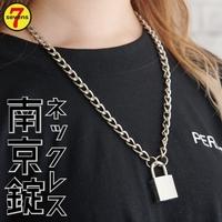 sevens | 南京錠ネックレス