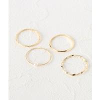 ITS'DEMO(イッツデモ)のアクセサリー/リング・指輪