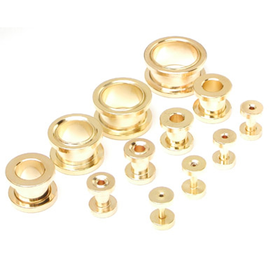 ゴールドコーティングフレッシュトンネル 10mm 3