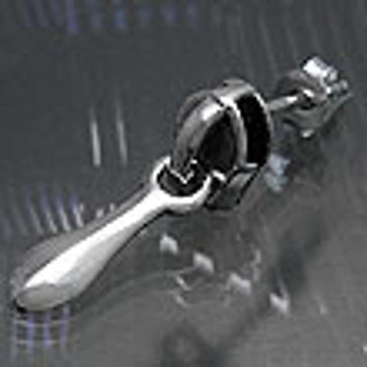 ◆pi0304●バラ売り オリジナリティを主張する!! ZIPPERPierce   2PIECES   詳細画像1