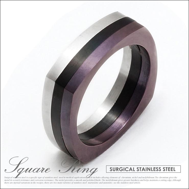 ◆トリプルレイヤーリング◆ジュエリー アクセサリー 指輪 | 2PIECES | 詳細画像1
