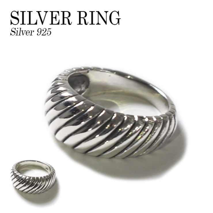 シルバーリング シルバー925 リング | T-LINK | 詳細画像1