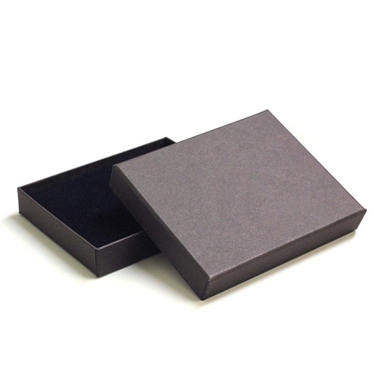 ■■ジュエリーケース[厚み1.8cm/約8.0cm×10cm]ギフトケースアクセサリーケースボックススリット入り4スリットネックレス入れピアスリングケースギフトボックス2cm薄型箱ジュエリーボックス | 詳細画像