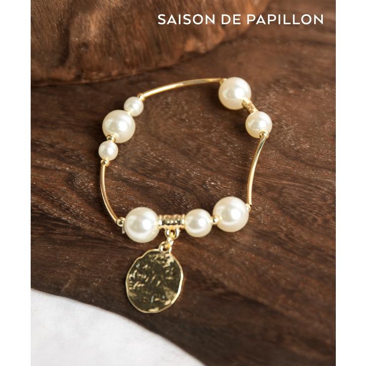 SAISON DE PAPILLON のアクセサリー/ブレスレット・バングル | 詳細画像