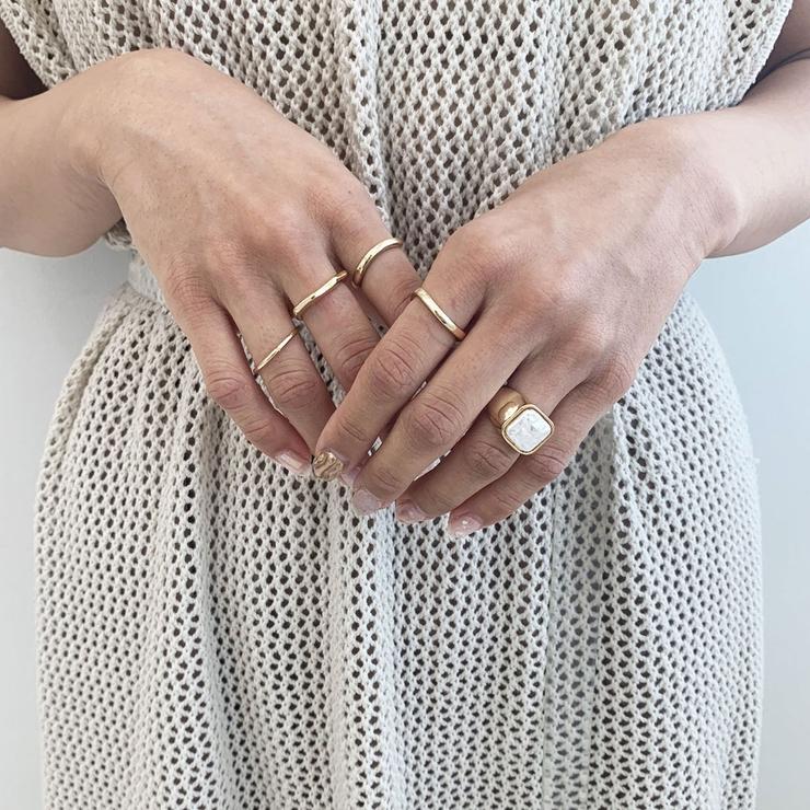 pairpair【WOMEN】のアクセサリー/リング・指輪 | 詳細画像