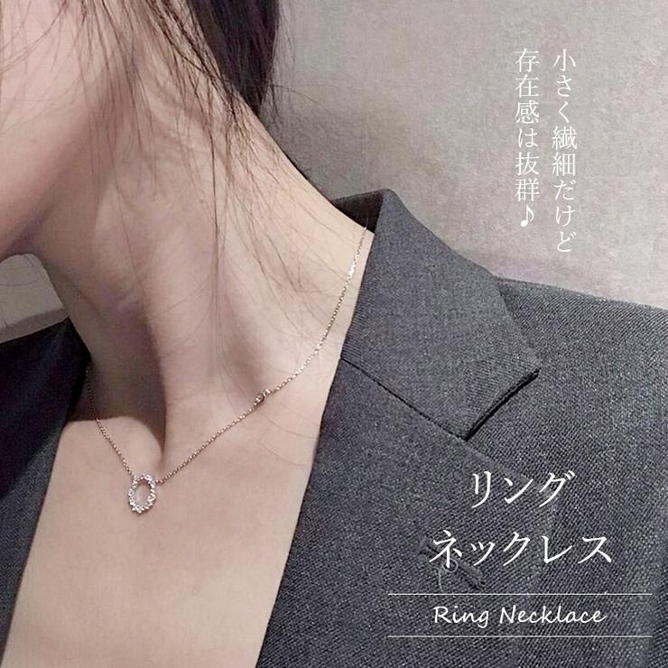 ネックレス【韓国ファッション】 | Girly Doll | 詳細画像1