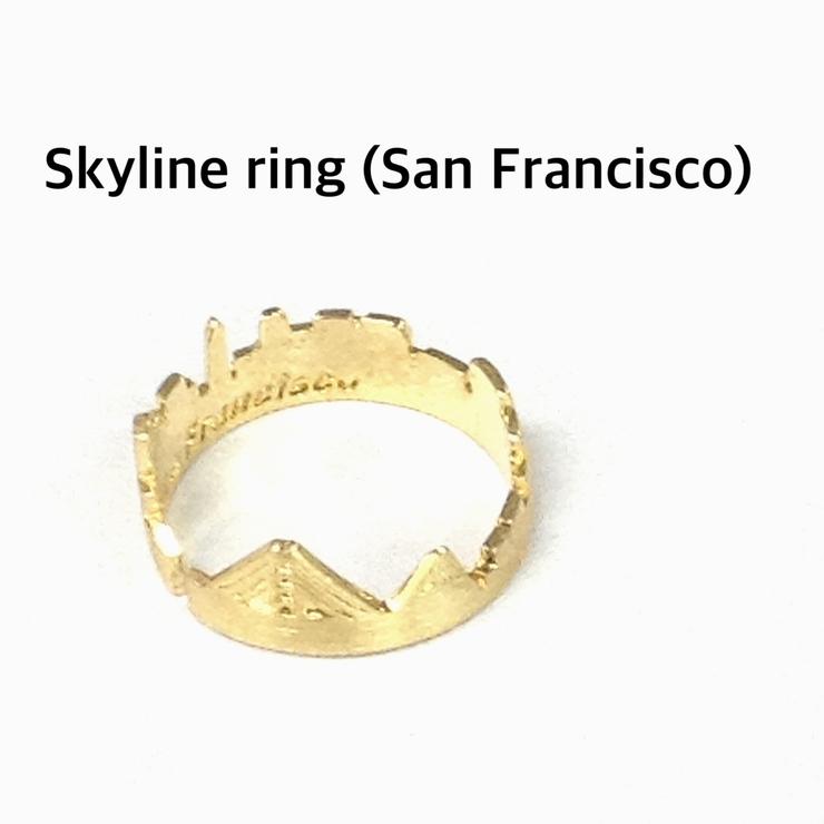 ELLE VOLAGEのアクセサリー/リング・指輪 | 詳細画像